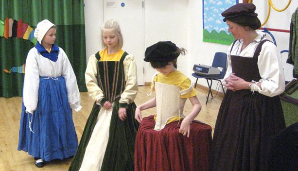 What did poor tudor children wear? | Ask Jeeves